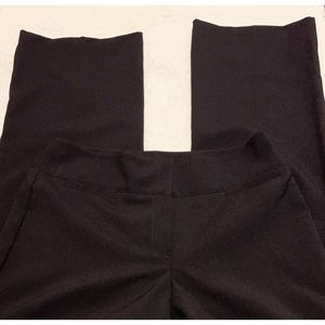 New York & Company Black High Waisted Trousers